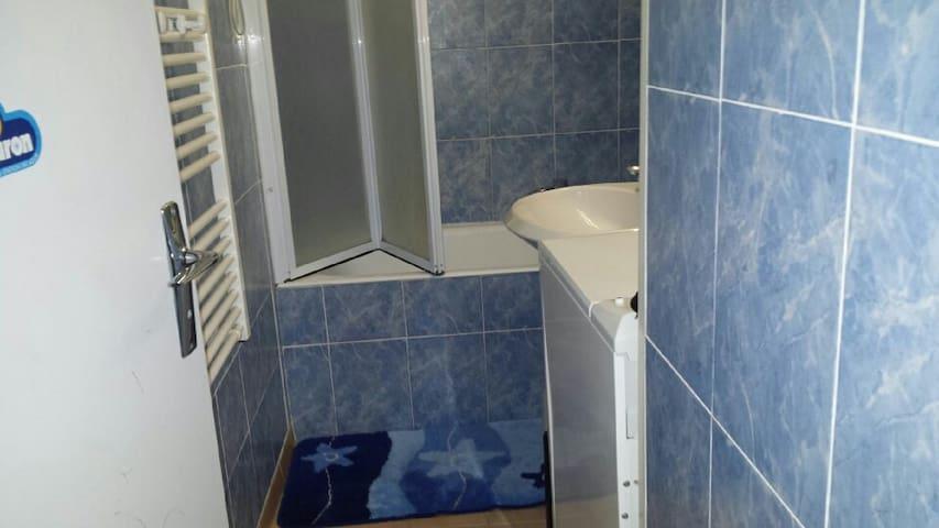 2 pièces tout confort Auron - Saint-Étienne-de-Tinée - Apartment