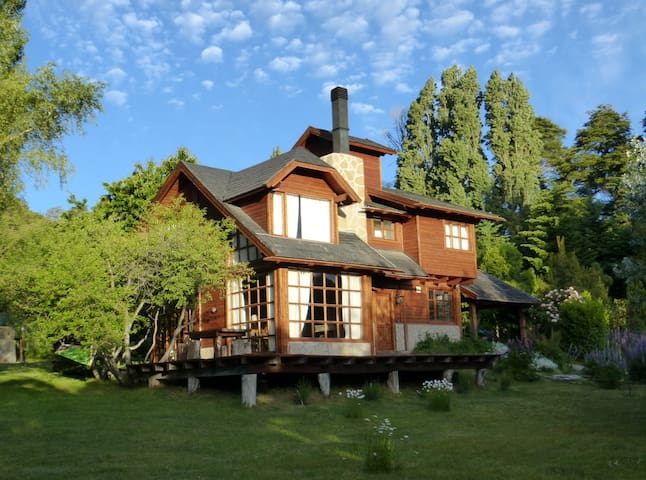 Beautiful Log House in Bariloche - San Carlos de Bariloche - Rumah