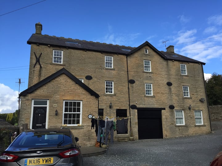 No 6 The Granary, Middleton in Teesdale