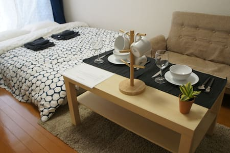 Walking distance from Tokyo station - Chūō-ku - Apartment