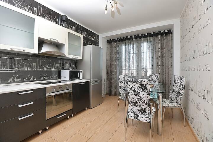 Apartments on Schahterov