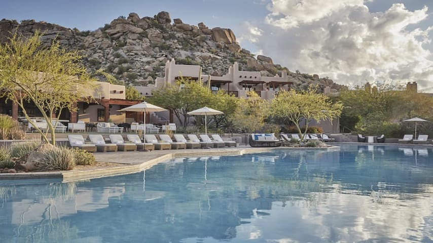 Four Seasons Residence Club Scottsdale,AZ 2BR