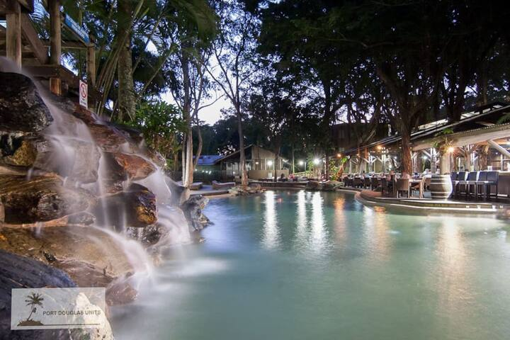 Unit@Ramada Resort  Starting From 69 $ Per Night - Port Douglas - Lägenhet