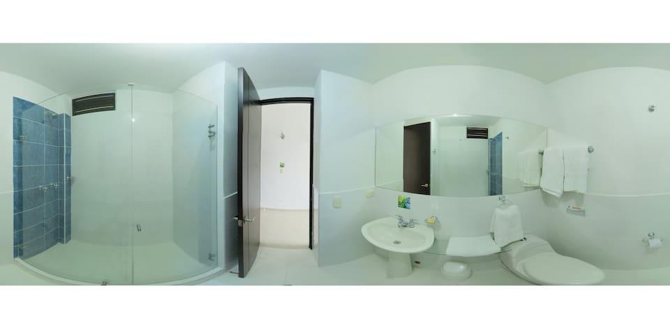 Hotel Estrella Palmira 1 Hab 2 Per 101 Ventilador
