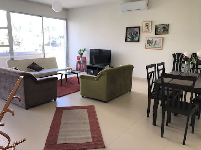 Spacious New Apartment with Terrace-Beirut