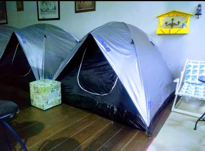 Camping Conforto Ypê Branco 1