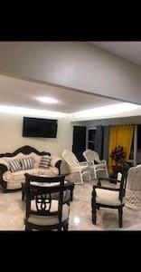 Apartamento amueblado y confortable por estadía