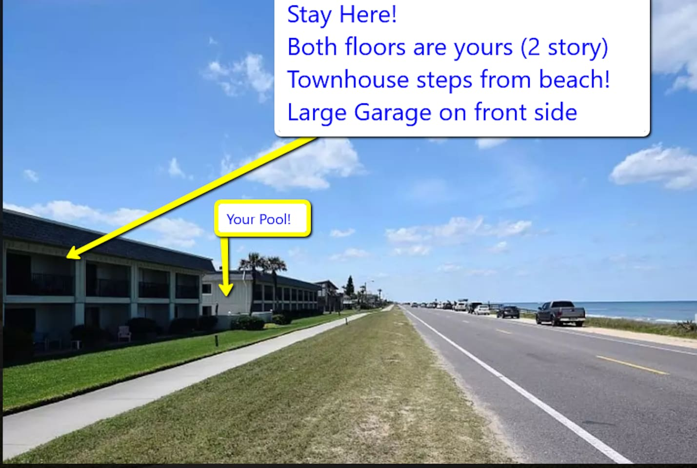 Street View (on Historic A1A in Flagler Beach)