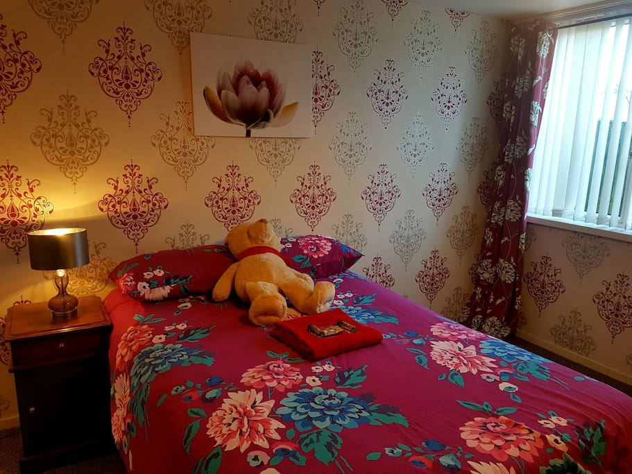 Bed And Breakfast In Wolverhampton Area