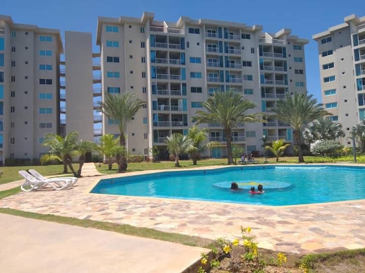 Hermoso apartamento para pasar tus vacaciones!