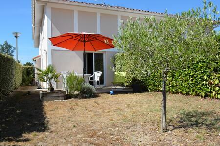 villa proche lac et océan - Vielle-Saint-Girons - Haus