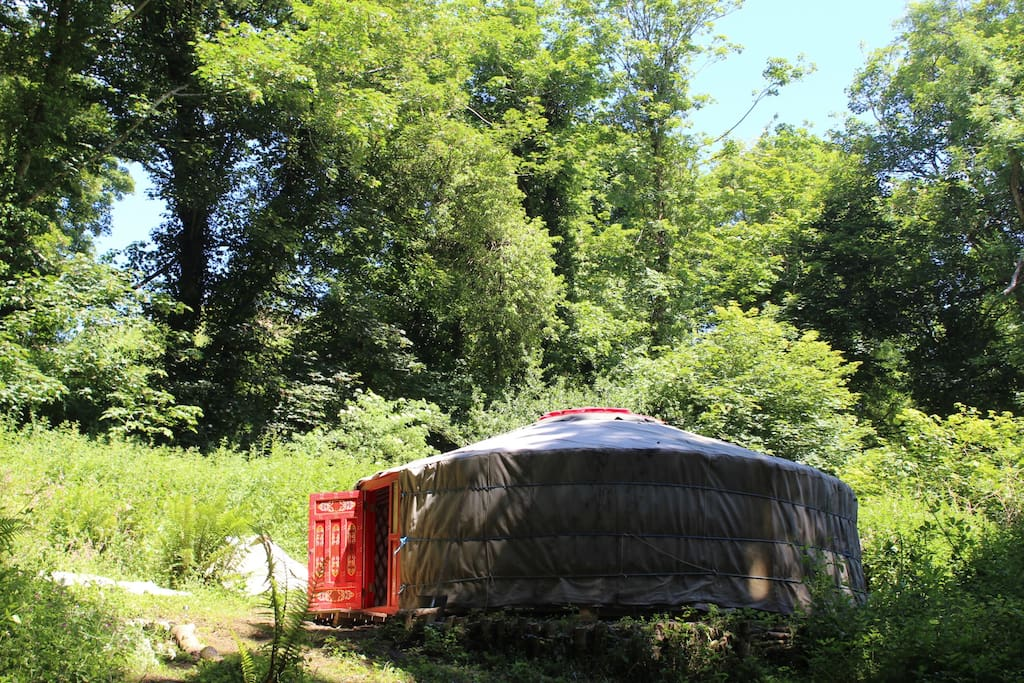 Yurt at The Peep Out