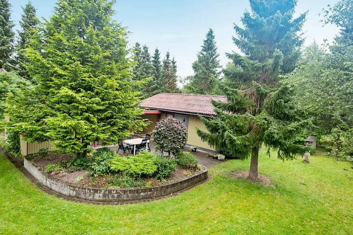 Peaceful Holiday Home in Farvang Jutland with Garden