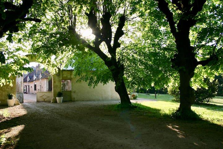 Maison de vacances aux portes de Blois