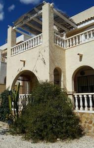Habitación matrimonio en Villa - Monforte del Cid