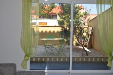 Appartement T2 entre mer et montagne - Villeneuve-de-la-Raho