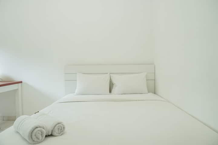 Homey Studio Margonda Residence 1 Apartment