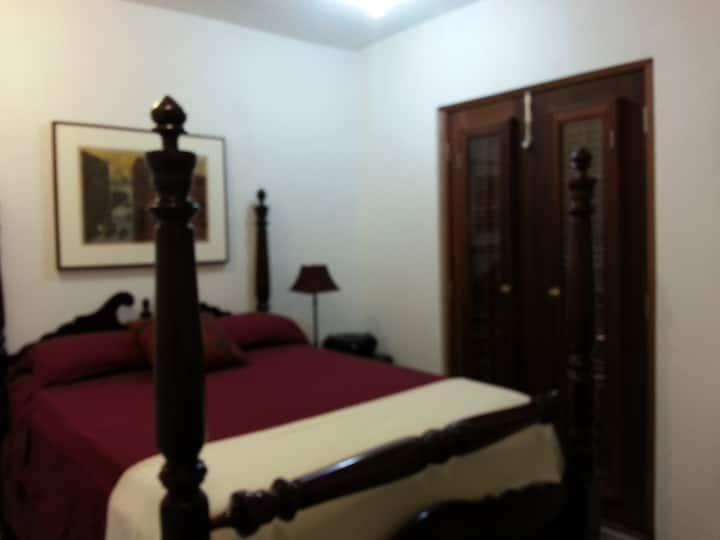Quiet room in heart of Old San Juan