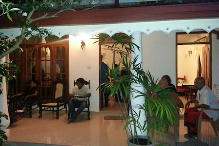 Negombo - Visit Holiday Lanka 2nd room - Negombo - House