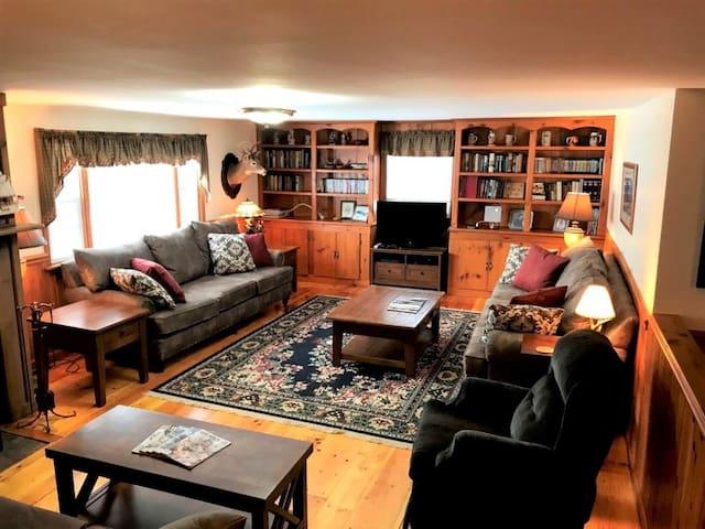 Beaver Creek Lodge - 400 Acres on Tug Hill
