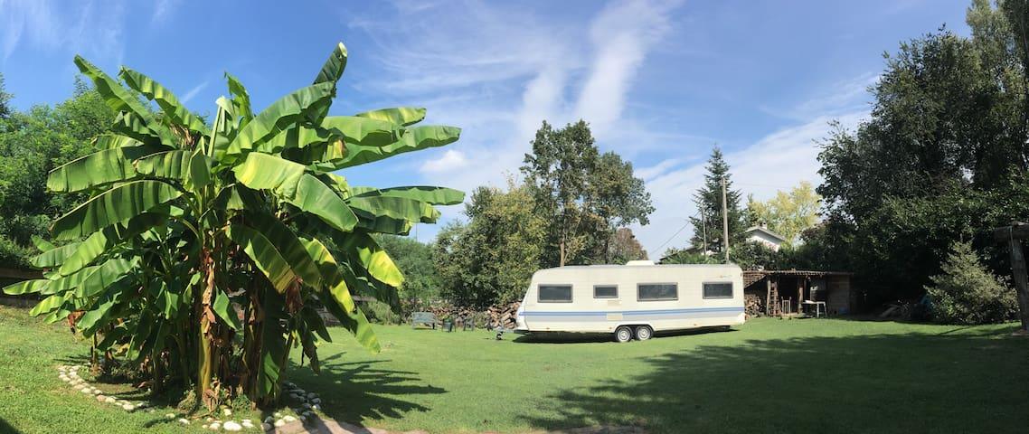 Roulotte Hobby 5 posti letto - Cortesa - Camper/RV