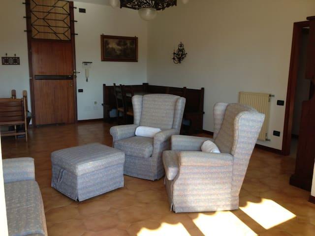 Appartamento a Milano Marittima comodo e solare