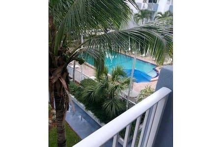 Cozy 1 BR Apartment on Island Near Miami Beach - North Bay Village - Apartment