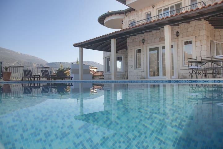 Luxury Villa Caretta, Kas Peninsula - Kaş - Villa