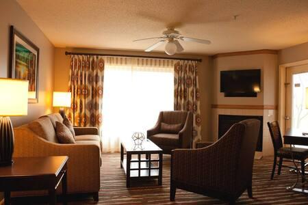 Grand Geneva Resort One Bedroom Condo - Lake Geneva - Osakehuoneisto