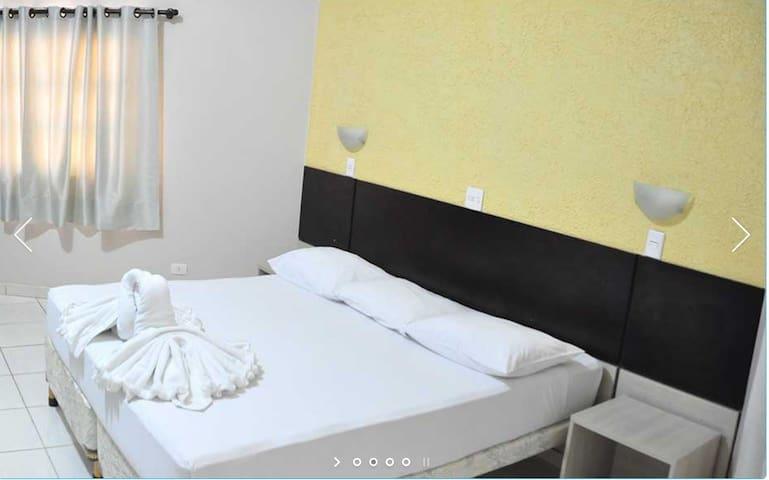 Alugue quarto em resort hotel fazenda campo belo