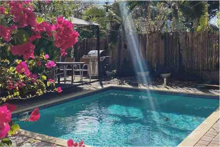 Coconut Grove Miami Relax 2 Bedrooms Pool house
