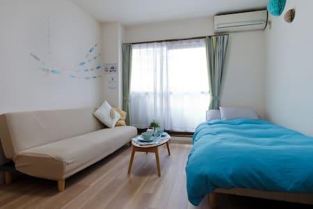(: GOOD OLD KOBE :) - Kobe - Apartamento