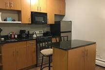 (P-G) Cute & Simple Fenway Apartment