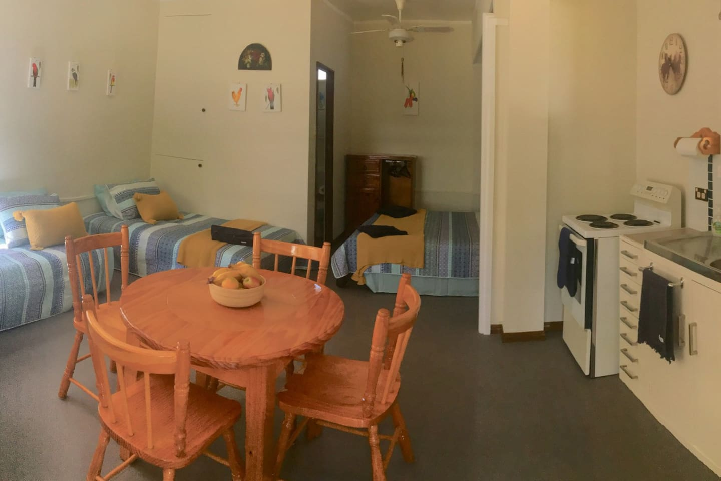 Granny Flat set up for 4 adults only