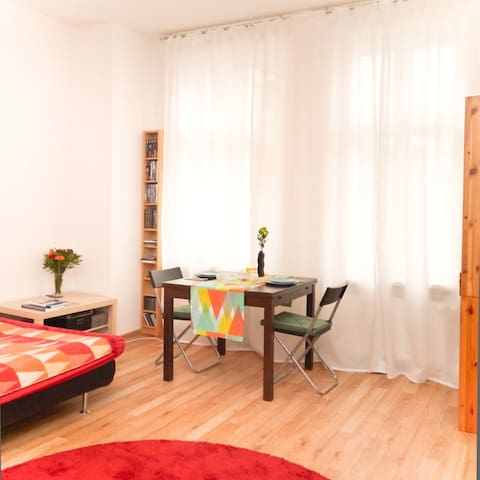 City Center Stylish Apartment Close to Metro - Berlin - Appartement