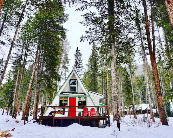 Breckenridge - Blue River Ski Cabin