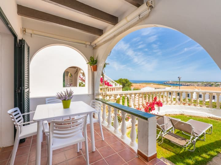 Nice apartament with pool, Menorca