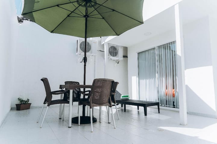 El bight apartment/ San Andres island (4 people)