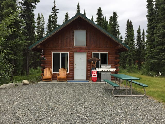 Alaska Redfish Lodge. 2