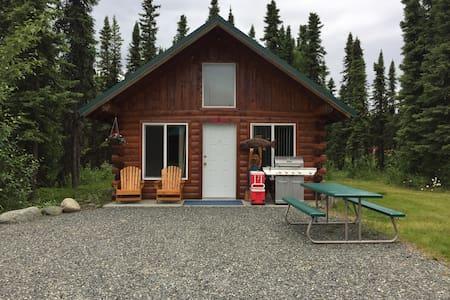 Alaska Redfish Lodge. 2