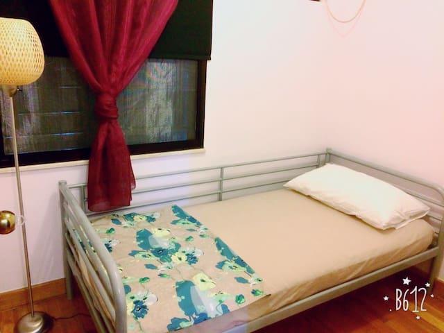 Comfi Single Room at Tai Po大埔