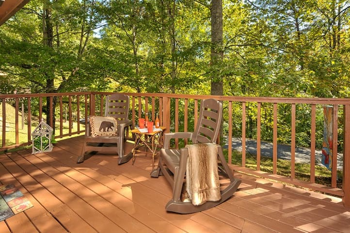 Spacious One Bedroom And Close To Gatlinburg!