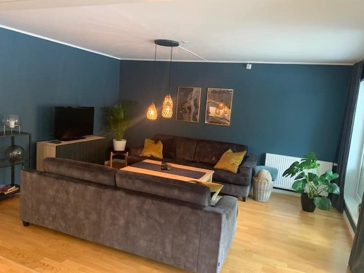 Apartment with balcony in the heart of Ålesund