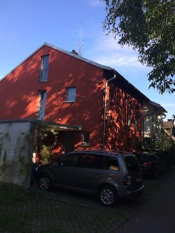 Charmantes Haus am Rande der S