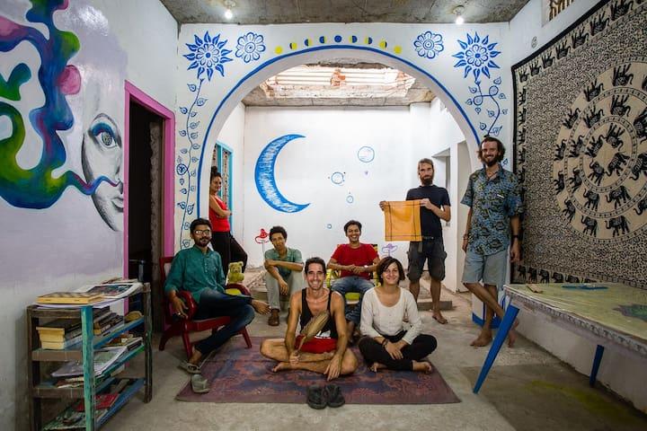 Ganges Nirvana Homestay and Community