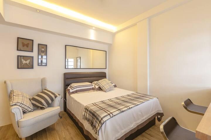 S - Sunlit Apt in Art Deco estate - Singapore - Apartment