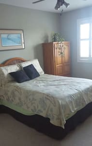 Private bed/bath for women only - Burlington - House