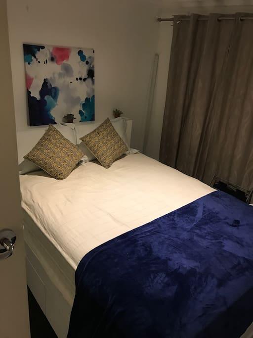Luxury second bedroom