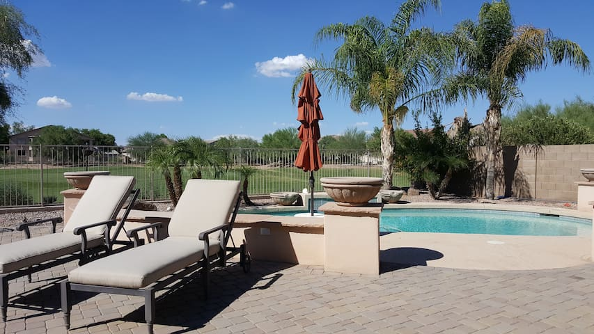 Home away from home with gorgeous Golf Views - Maricopa - Ev