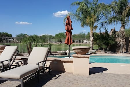 Home away from home with gorgeous Golf Views - Maricopa - Haus